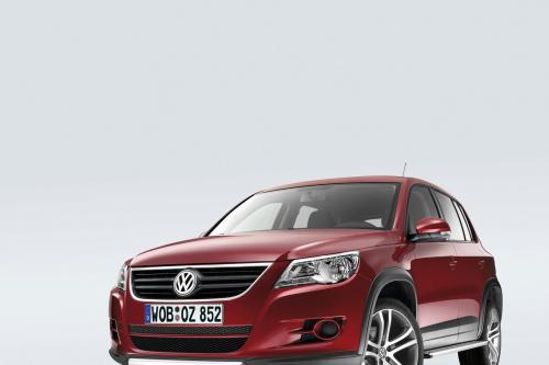 Противоподкатный брус Комплект для Volkswagen Tiguan