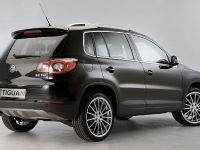 Underride guard set for the series Tiguan