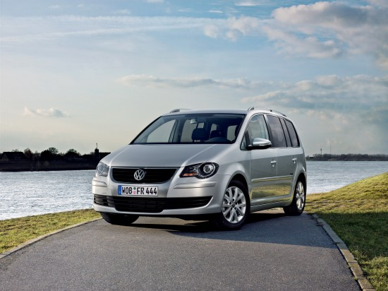 Volkswagen Touran Freestyle