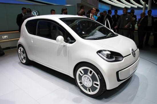 Volkswagen up Frankfurt