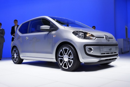 Volkswagen up Frankfurt