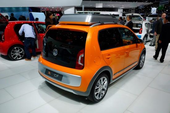 Volkswagen X up! Geneva