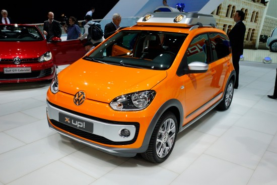 Volkswagen X up! Geneva