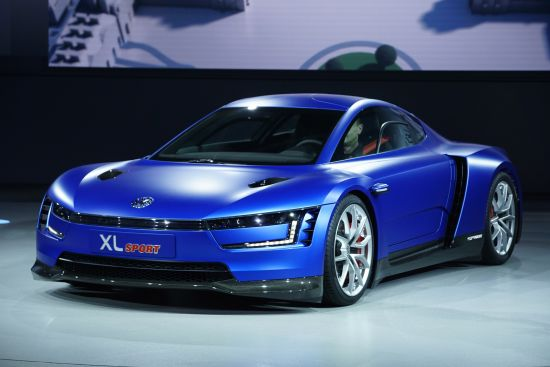 Volkswagen XL Sport Paris