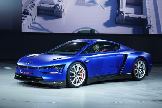 Volkswagen XL Sport Paris