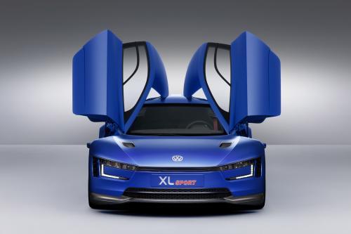 Фольксваген XL в спорт питается от Дукати Суперлеггера V-образный Двигатель