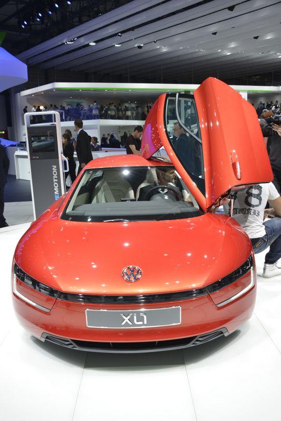 Volkswagen XL1 Geneva