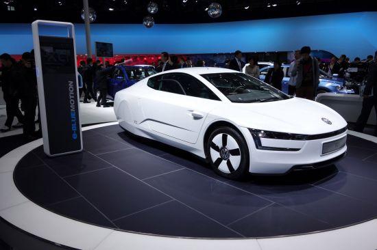 Volkswagen XL1 Shanghai