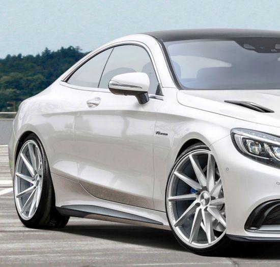 Voltage-Design Mercedes-Benz S63 AMG