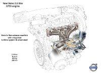 Volvo 2-litre GTDi engine, 2 of 8