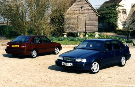Volvo 440 LE and GS