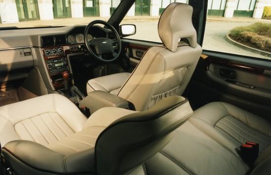 Volvo 960 Luxury Edition