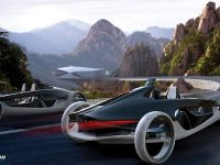 Volvo Air Motion Concept, 5 of 7
