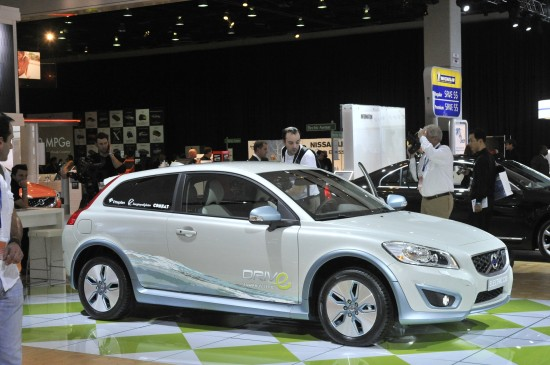 Volvo C30 Battery Electric Vehicle Detroit