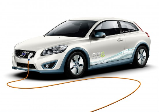 Volvo C30 Battery Electric Vehicle