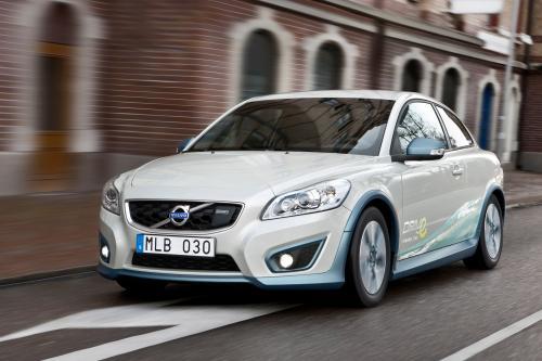 Volvo C30 BEV будет производить нулевые выбросы CO2