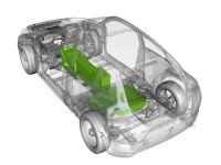Volvo C30 Battery Electric Vehicle, 2 of 15