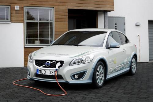 Volvo C30 DRIVe Electric - другой ЭКО-автомобиль от компании