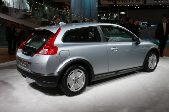 Volvo C30 Efficiency Frankfurt
