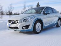 Volvo C30 Electric winter tests, 1 of 4