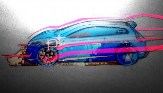Volvo C30 Polestar Performance Concept