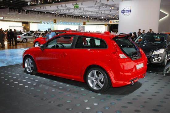 Volvo C30 R-DESIGN Frankfurt