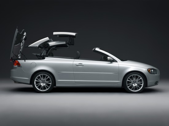 Volvo C70 Coupe and Convertible