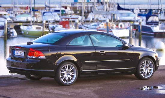 Volvo C70 S40 and C30
