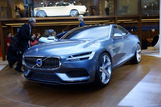 Volvo Concept Coupe Frankfurt