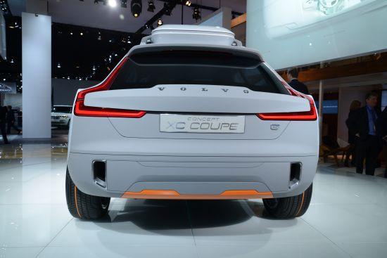 Volvo Concept XC Coupe Detroit