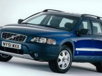 Volvo V70XC Cross Country Ocean Race Edition 2001