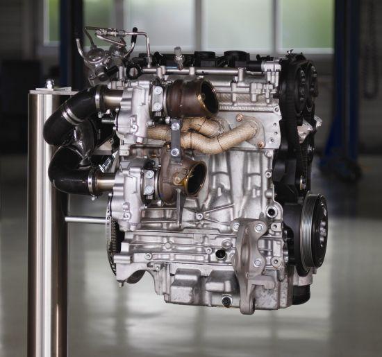 Volvo Drive-E Powertrain Concept