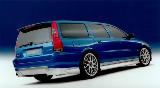 Volvo V70 Concept Car