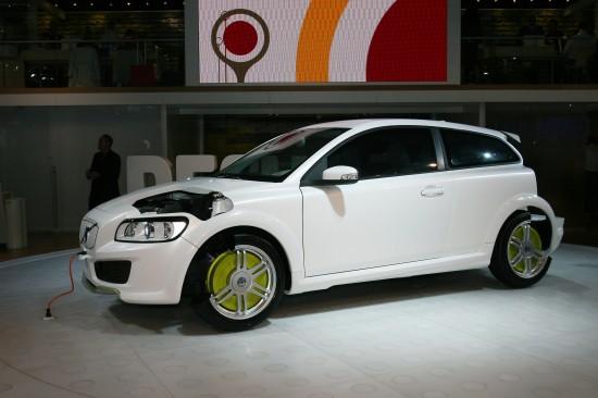 Volvo ReCharge Concept Frankfurt