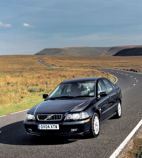 Volvo S40 Wallpaper: 2004 Volvo S40