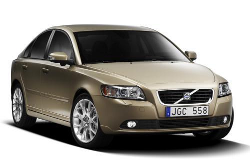 Volvo S40 и V50