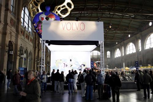 Volvo S60 Арт-Сессии