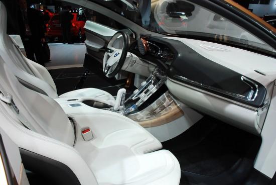 Volvo S60 Concept Detroit