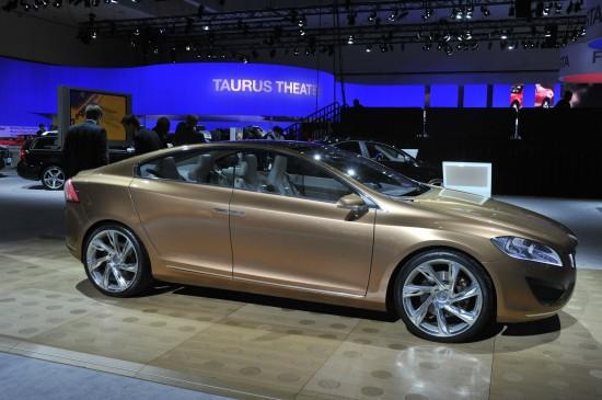 Volvo S60 Concept Los Angeles