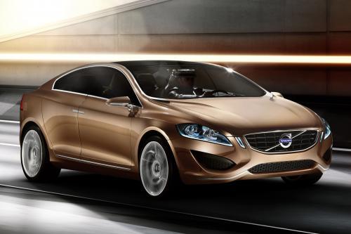 Представляем Volvo S60 Concept - Представление Следующего Поколения Volvo S60