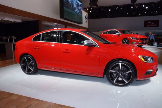 Volvo S60 R-Design New York