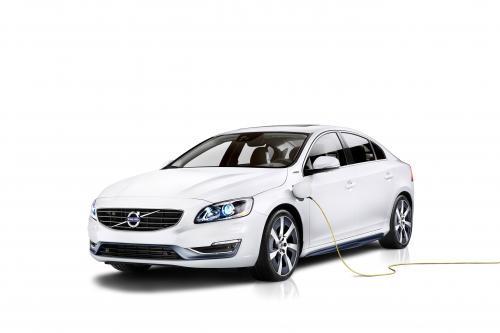 Компания Volvo S60L PPHEV концепт дебютирует на авто Китай
