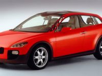 thumbnail image of Volvo Safety Concept Car 2001
