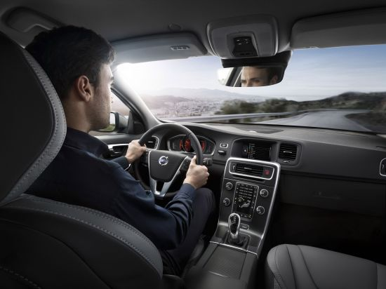 Volvo Sensus Connect