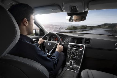 Volvo Выпускает Система Sensus Connect Позволяет