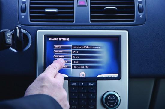 Volvo Smart Charging Concept