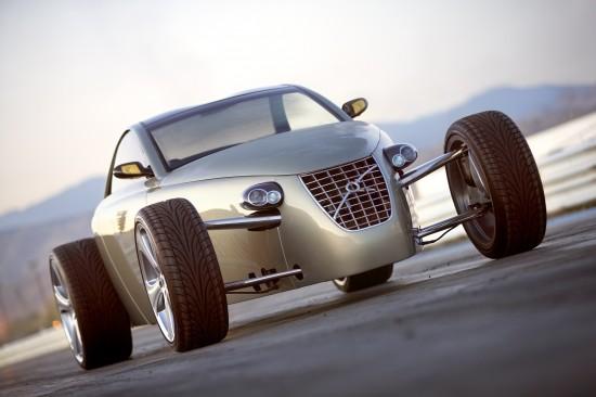 Volvo T6 Roadster Concept