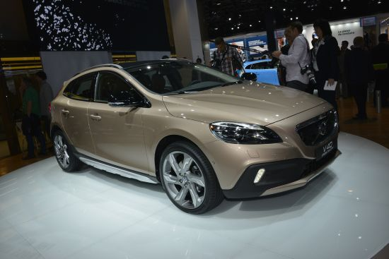 Volvo V40 Cross Country Paris