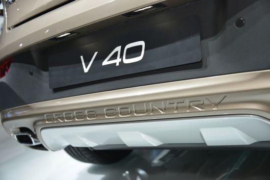 Volvo V40 Cross Country Paris