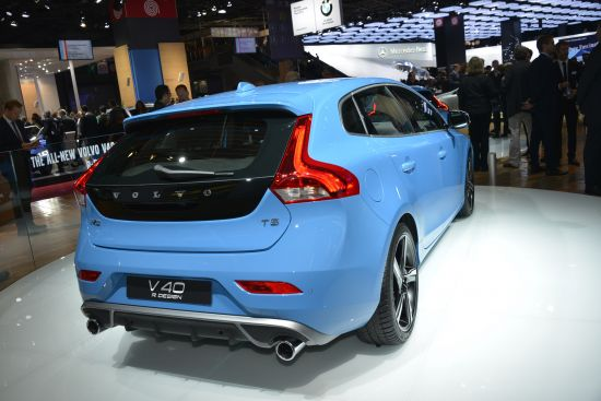 Volvo V40 R Design Paris